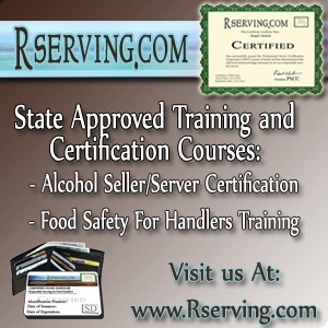 Arizona Title 4 Alcohol Seller Certification